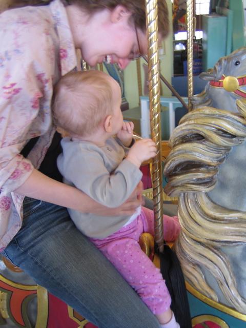 Carousel verdict: fun!