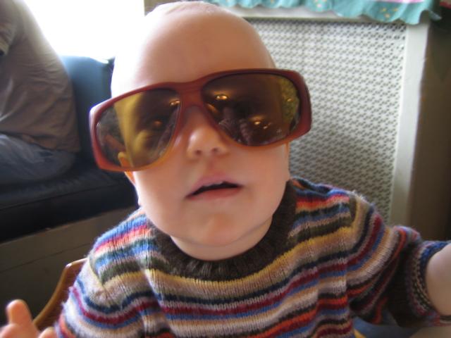 Whose Sunglasses?